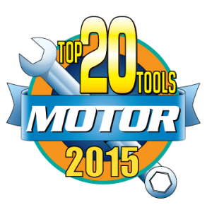 AutoEnginuity's Scan Tool was named a Top 20 Motor Tool in 2015