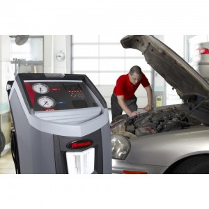 Robinair Refrigerant Recovery, Recycling and Recharging Machines