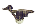 TC182788 Stainless Steel Mount/Demount Head With Tapered Hole For Coats Tire Changers