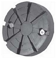 LP605 Molded Rubber Pad For Nussbaum / Phoenix / Force(Old)