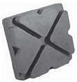 LP607 Molded Rubber Pad ForWestern/American Slip On