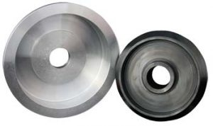 "WB150400091 Dual Sided Truck Cone Kit (4.72"" to 6.85"") With A Spacer Disk"
