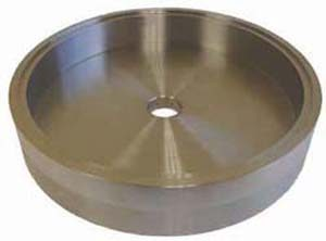 "WB7015-40 40mm Wheel Balancer Spacer Backing Plate (8 3/4"")"