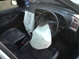 Takata Air Bag deployed